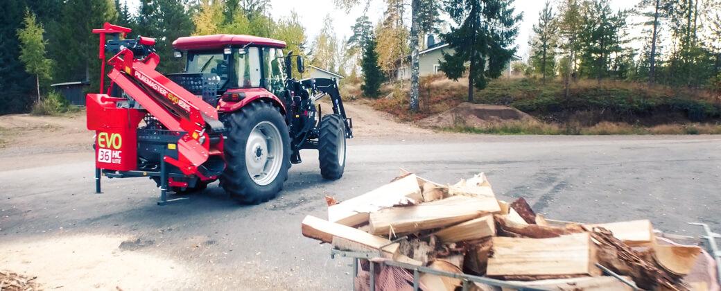 Pilkemaster EVO36 HC Lite Helposti liikuteltava